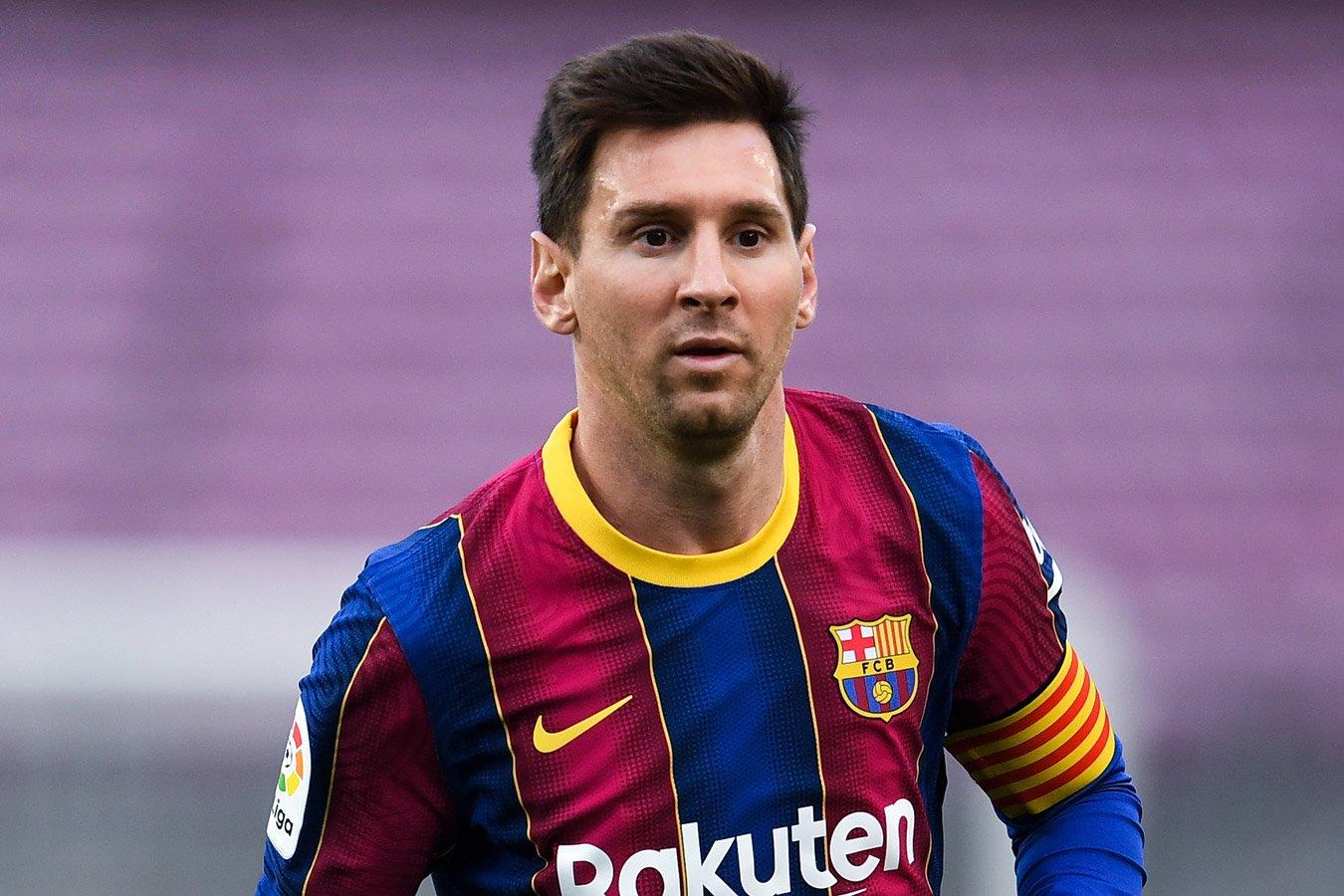 Месси не собирается подписывать новый контракт с «Барселоной» - Чемпионат