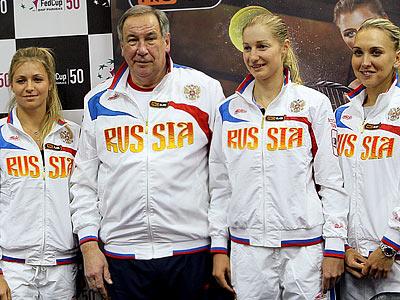 Тарпищев, Кириленко, Веснина, Датэ-Крумм о Fed Cup