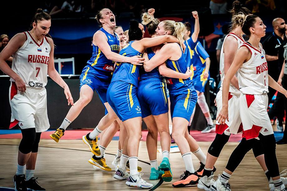 Евробаскет-2019, Россия — Швеция — 52:57