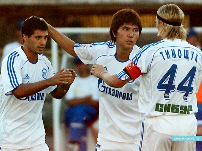 8 августа 2007 года. «Зенит» — «Динамо» — 9:3