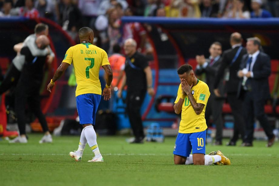 ЧМ-2018. Неймар, сборная Бразилии по футболу