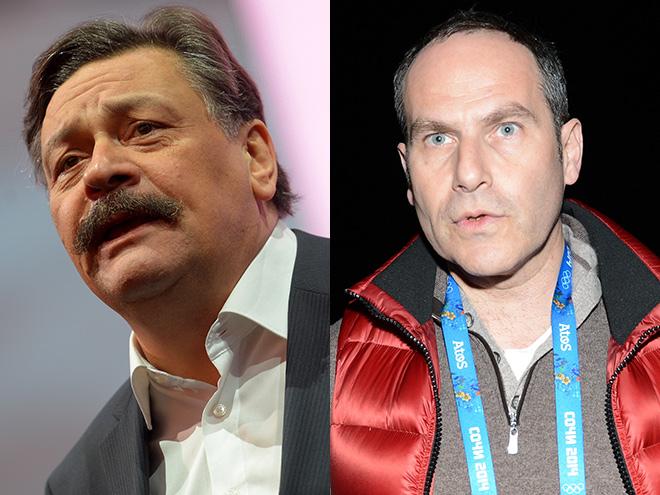 Дмитрий Назаров и Михаил Шац