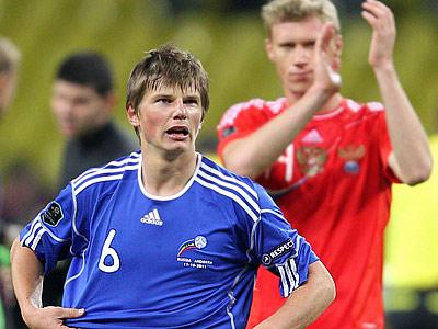 Интерес к сборной России упал на 36%