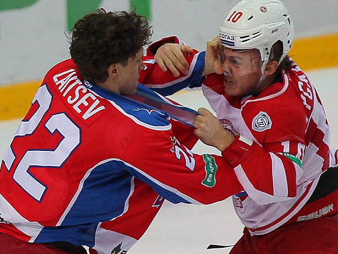 Никита Зайцев и Дмитрий Цыганов