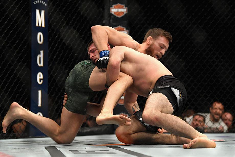 Главные бои России и США в MMA: Федор, Хабиб и Волков
