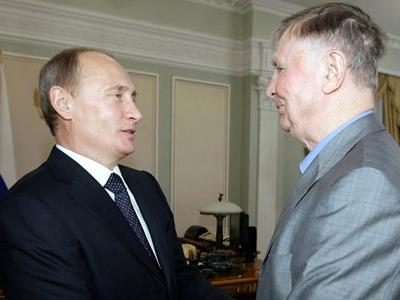 С юбилеем, Виктор Васильевич!