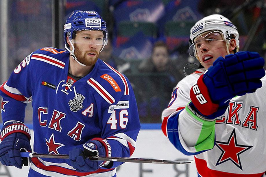 СКА отпустил Гусева и Гаврикова в НХЛ! После вылета из плей-офф их ждут на ЧМ
