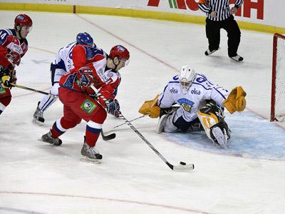 Молодёжная сборная России уверенно переиграла финнов