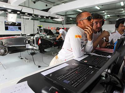 Статистика Гран-при Бахрейна: итоги четвёртого этапа сезона-2012