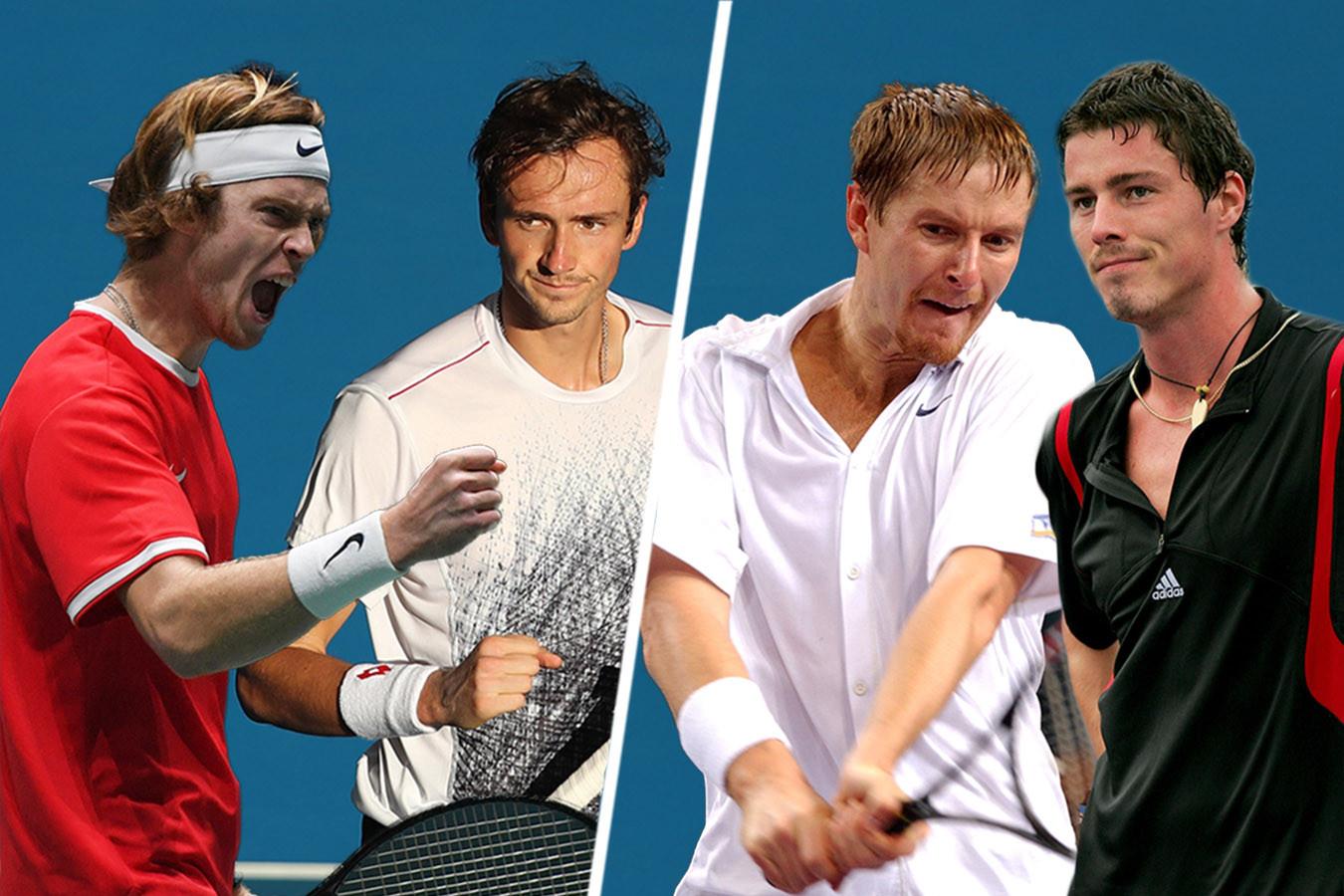 Как Медведев и Рублёв вслед за Кафельниковым и Сафиным пробились на  Итоговый турнир ATP - Чемпионат