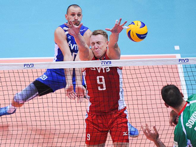Сергей Цветнов – о первом раунде чемпионата мира