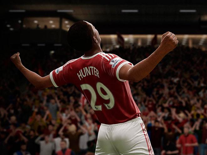 Обзор футбольного симулятора FIFA 17