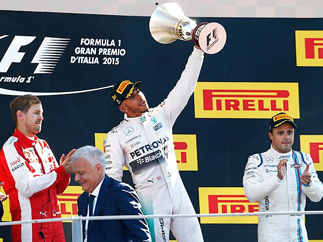 Оценки пилотам за Гран-при Италии Формулы-1