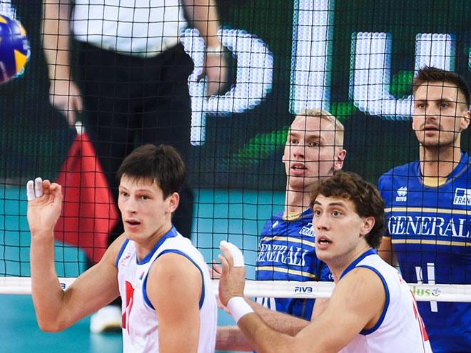 Волейбол. ЧМ в Польше. Обзор 12-го игрового дня