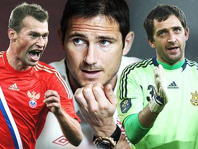 Их будет не хватать на чемпионате Европы