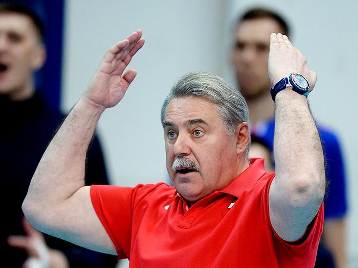 Сборная РФ поволейболу проиграла Франции вМировой лиге
