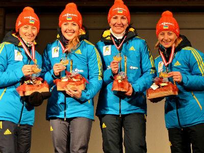 Состав Олимпийской сборной Украины