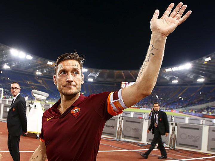 «Лацио» обыграл «Рому» вматче 34-го тура чемпионата Италии пофутболу
