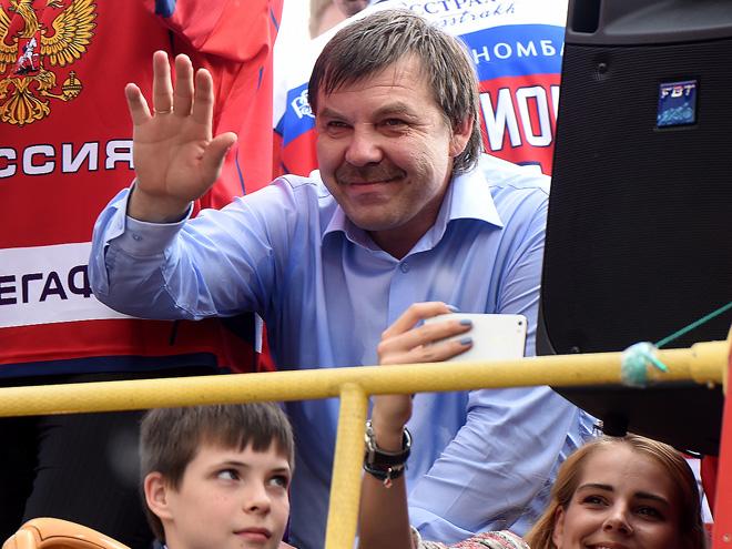 Как Олег Знарок делает сборную России лучше