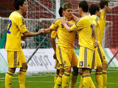 Украина U-21 – Греция U-21 – 4:0