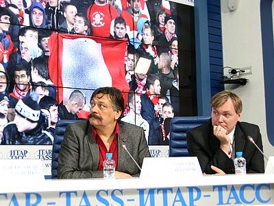 Пресс-конференция по «ярославскому» делу