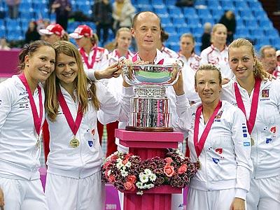 Пала: рад, что мы выиграли Кубок именно как Чехия