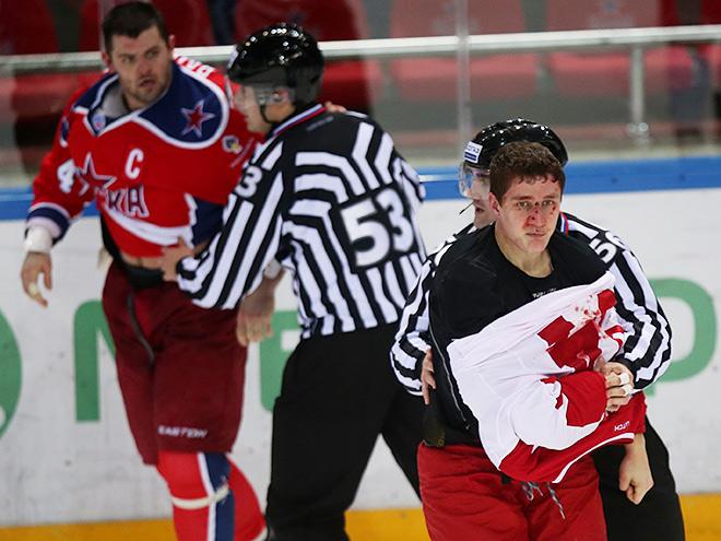 Итоги хоккейного дня. 17.02.2016