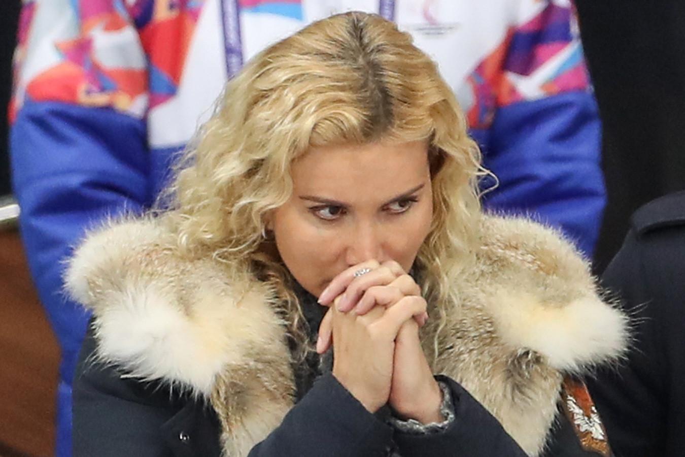 Тутберидзе рассказала, почему поаплодировала неудачному выступлению Медведевой