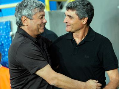 Луческу и Рамос - о центральном матче тура