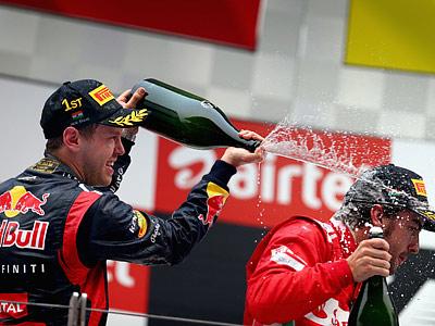 Комментарии участников Гран-при Индии Формулы-1
