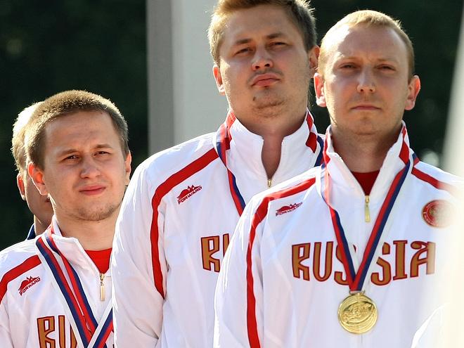 Россияне выиграли командные соревнования в Гранаде