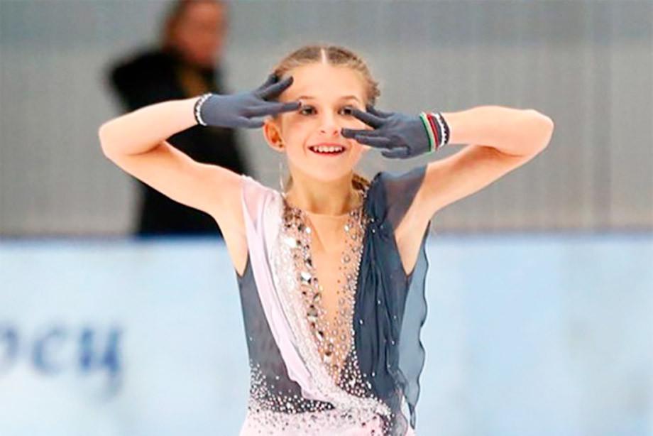 13-летняя российская фигуристка Шаботова будет выступать за Украину