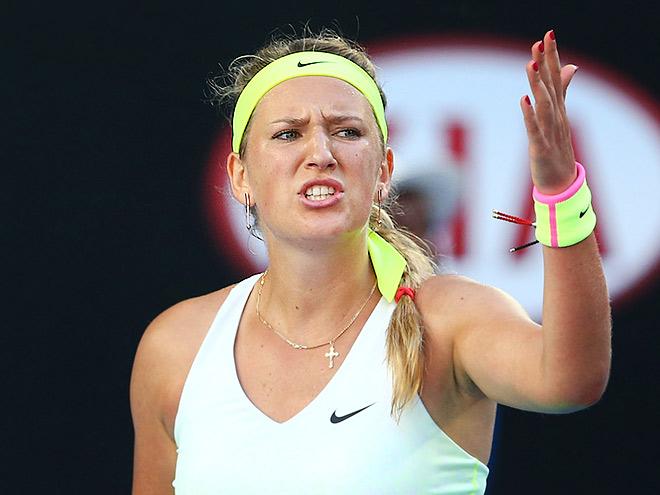 Азаренко вышла в 4-й круг Australian Open