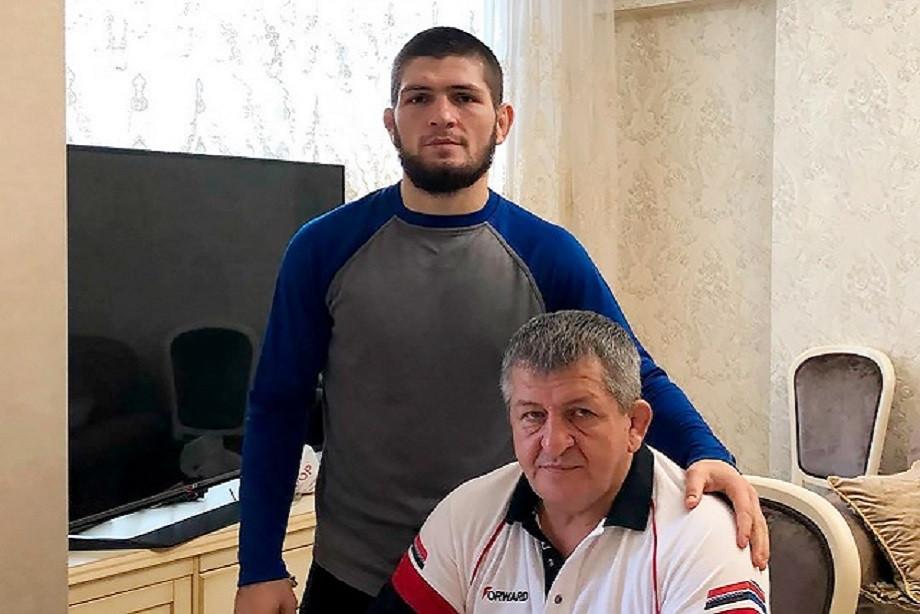 ФСБР хочет привлечь отца Хабиба Нурмагомедова