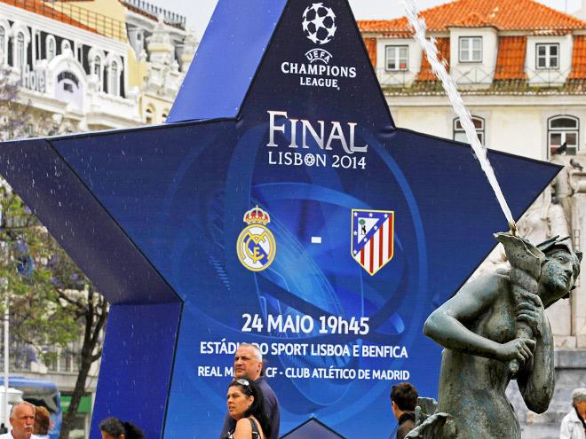 Испанская пресса – о финале Лиги чемпионов