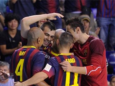 Обзор 2-го тура чемпионата Испании по мини-футболу