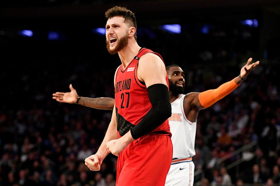 Европа покорит НБА? Нуркич, Йокич, Яннис и Дончич — только начало