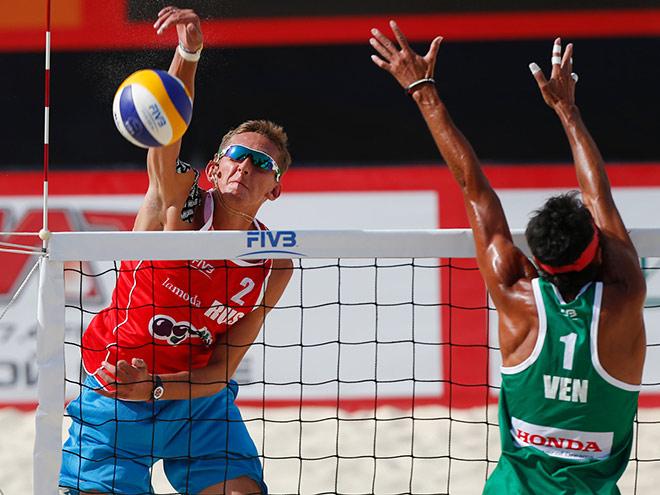 О ситуации в пляжном волейболе