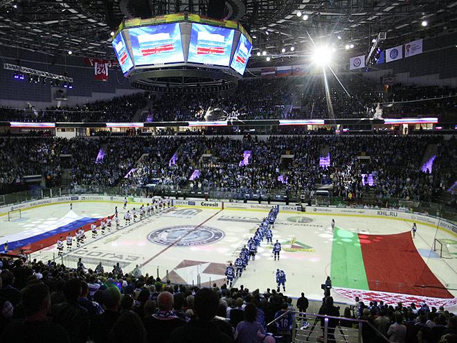 Как ходят на хоккей в Западной конференции КХЛ