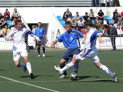 Аудитория второго дивизиона-2010