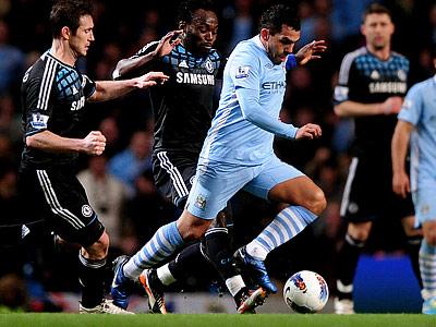 «Манчестер Сити» обыграл «Челси» и установил новый рекорд премьер-лиги