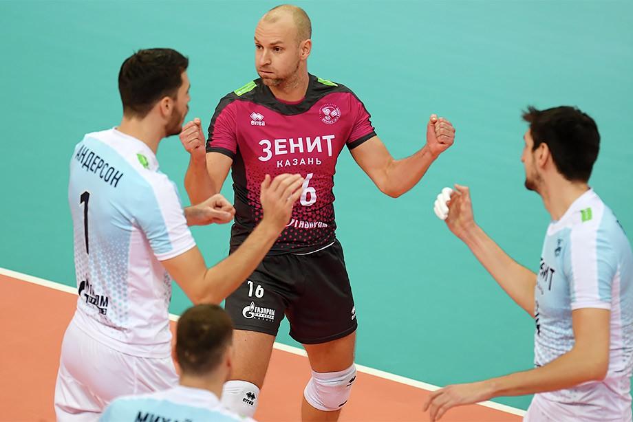 Казанский «Зенит» одержал победу  62-й матч подряд