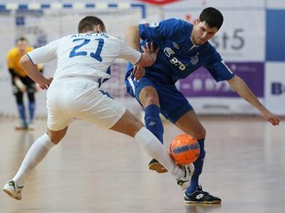 Сергеев — о поражении от «Тюмени» и Кубке УЕФА