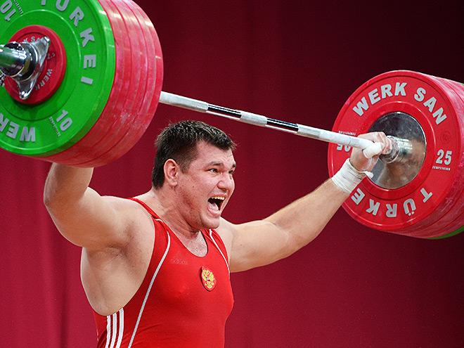 Чемпионат мира по тяжёлой атлетике
