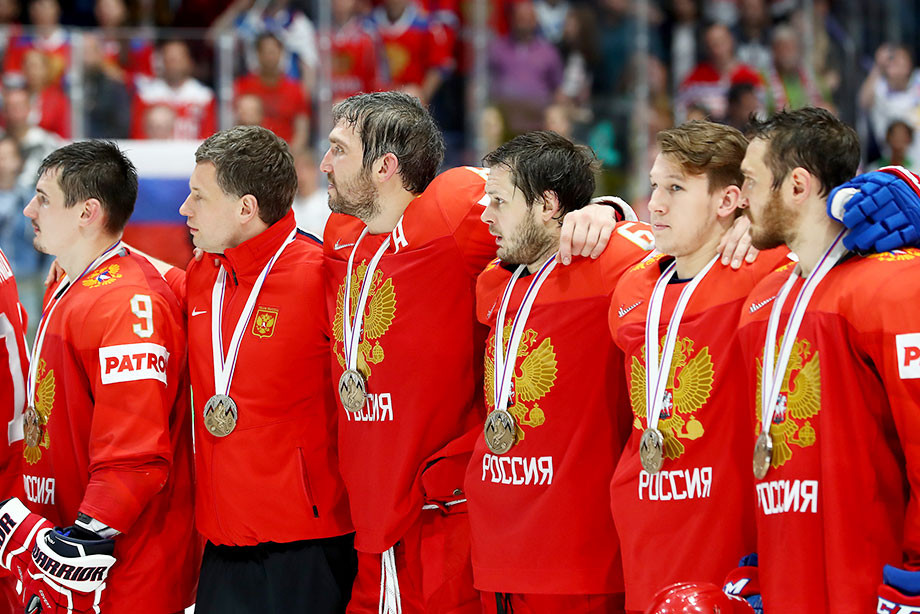 Сборная России — бронзовый призёр чемпионата мира!