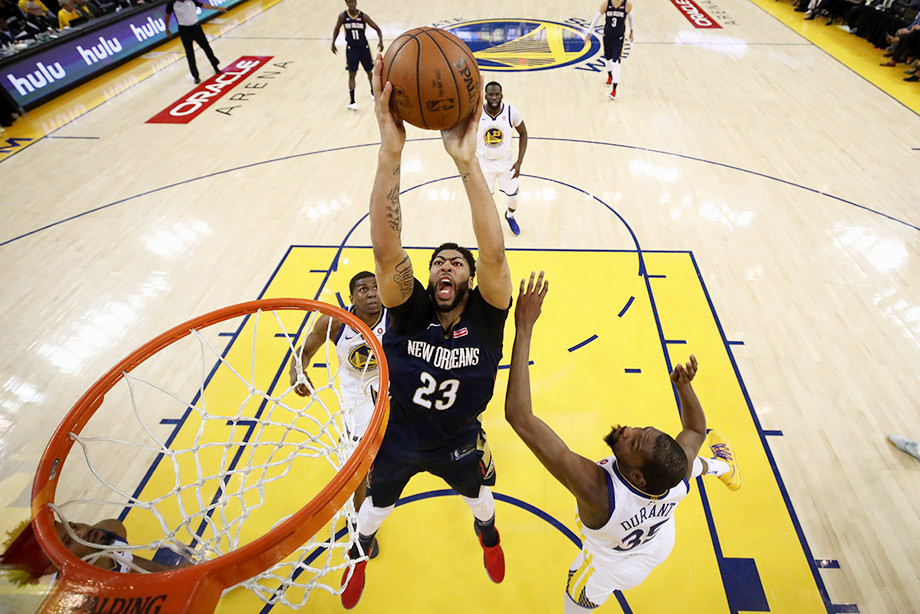 Three-peat: о «Хьюстоне», Энтони Дэвисе, «Юте» и главном открытии плей-офф НБА