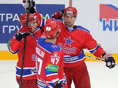 ЦСКА одержал волевую победу над рижским «Динамо»