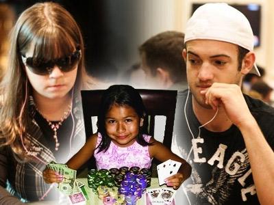 Маленькая мисс Покер