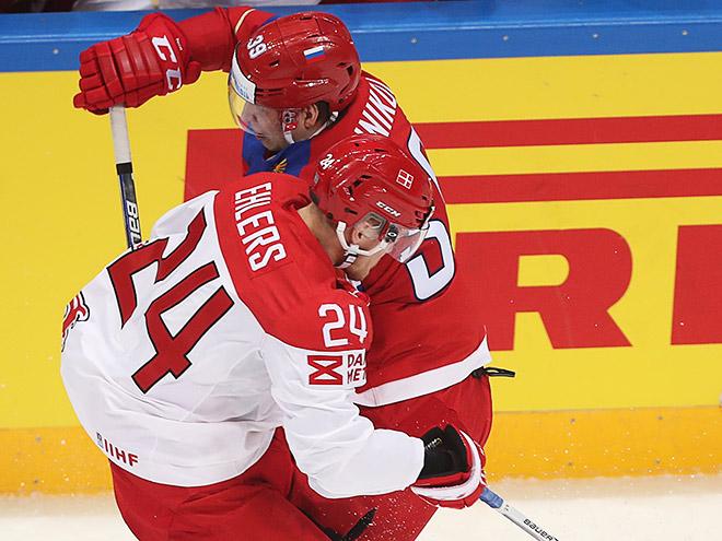 Итоги седьмого дня ЧМ-2016 по хоккею