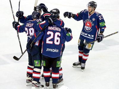 10 лучших игроков недели КХЛ (18-24.11.2013)